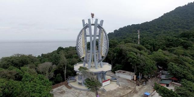 Wisata Kilo Meter 0 Sabang