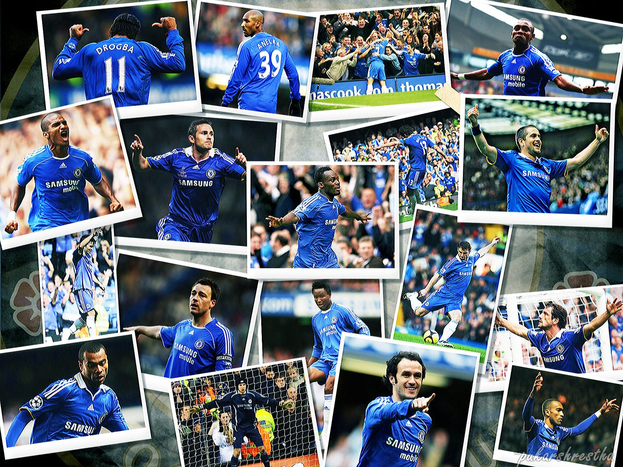 JET-Z : About Chelsea FC