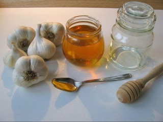 garlic and honey can increase someone's libido