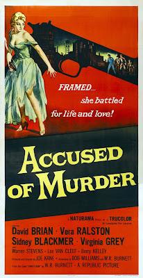 Accused of Murder (1956)