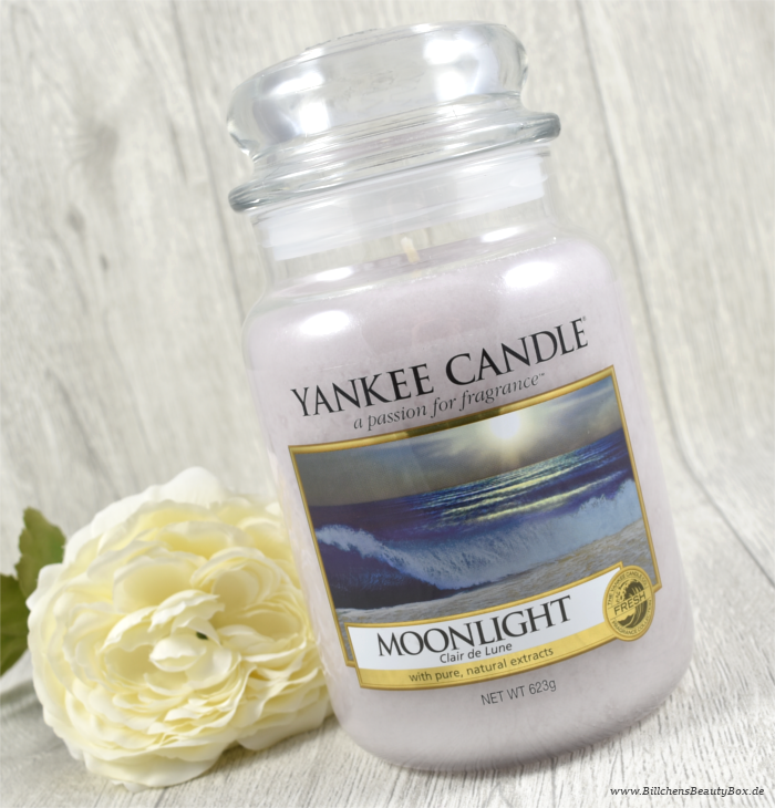 Yankee Candle Moonlight Review