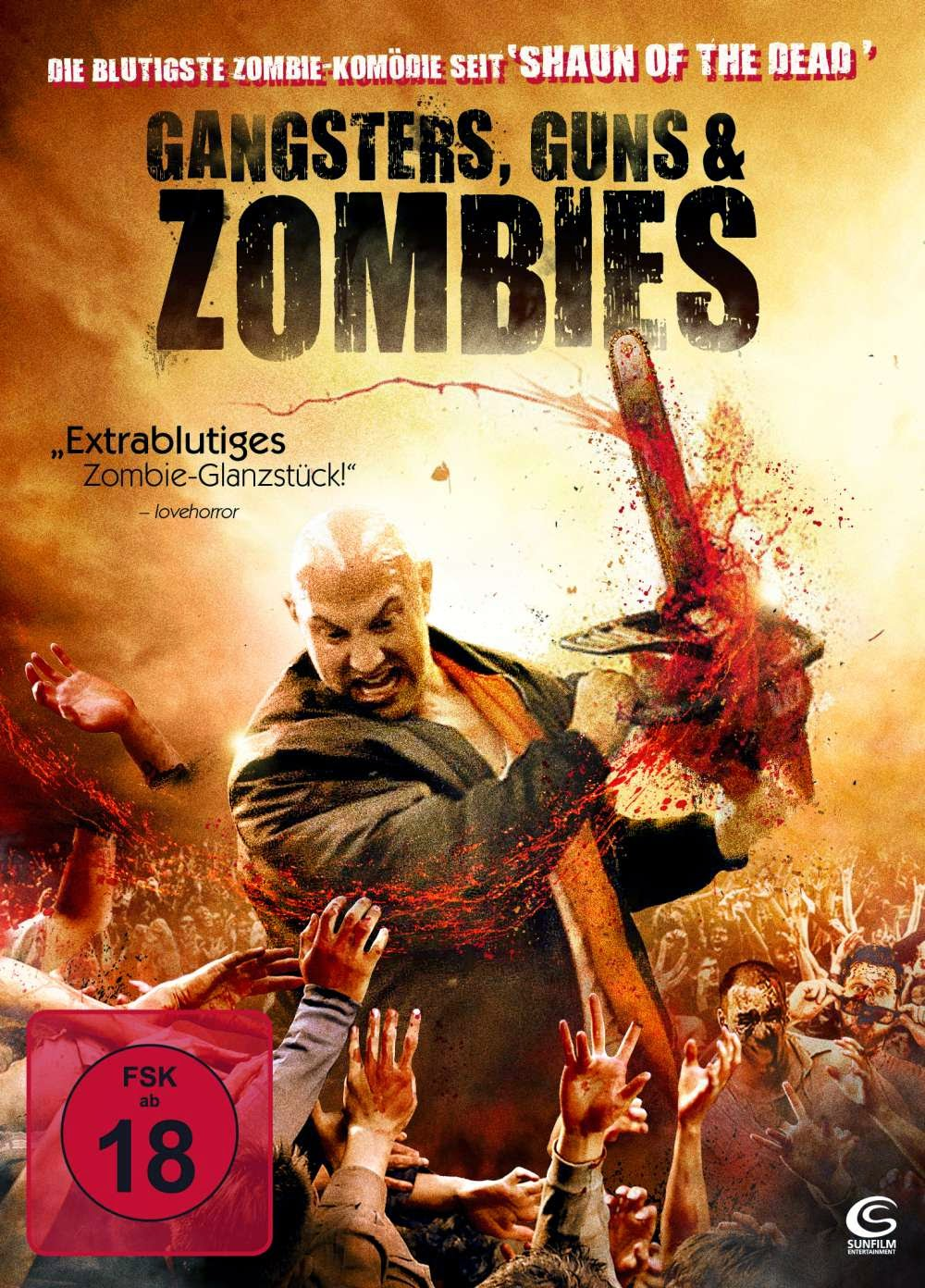 GANGSTERS GUNS AND ZOMBIES (2012) BRRip ταινιες online seires oipeirates greek subs