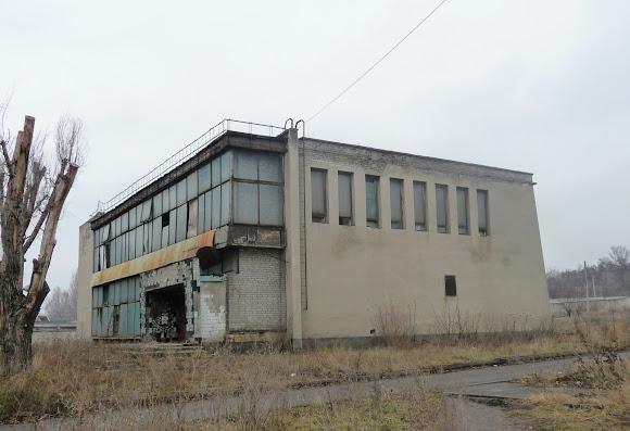 Константиновка. Бывшая столовая стекольного завода