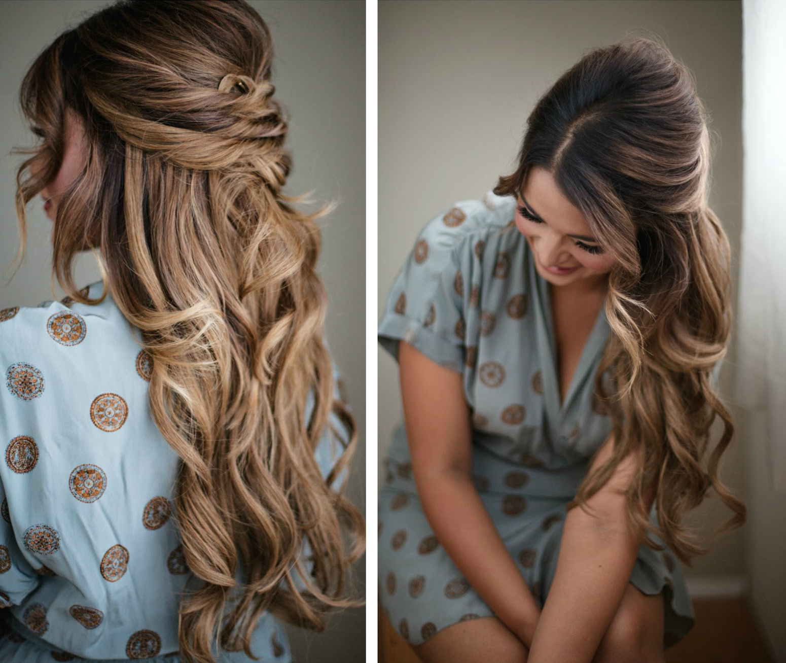 My Four Fav Ways To Style My Extensions Gumboot Glam A Vancouver