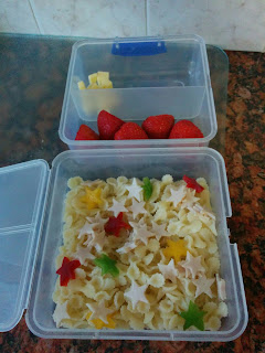 A Pasta Packed Lunch