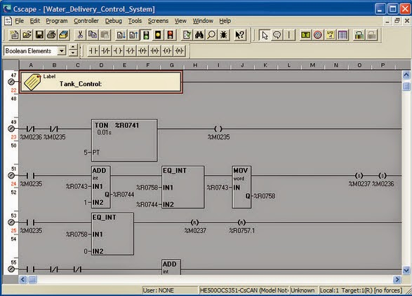 Free PLC Softwares for Ladder Logic Programming ~ Automation