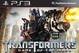 TRANSFORMERS Dark of The Moon PKG PS3 OFW HAN