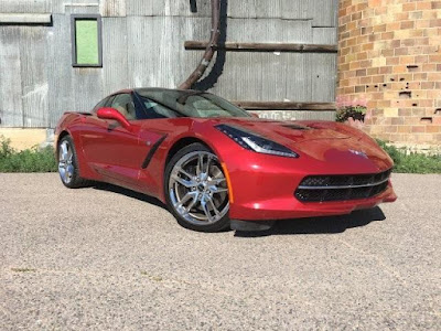 2014 Chevy Corvette Stingray Z51 For Sale Near Denver