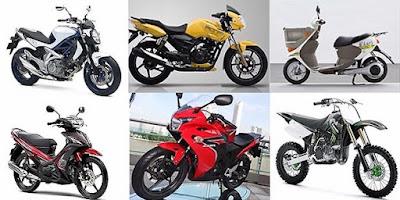 Udah Tau Belum? Sejarah Perkembangan Sepeda Motor