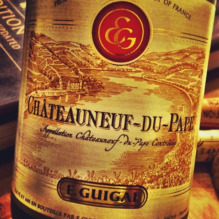 Célèbre The Rhone Zone: E. Guigal 2007 Chateauneuf-du-Pape AS46