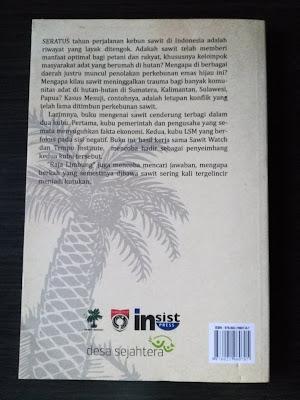Sinopsis Raja Limbung - Seabad Perjalanan Sawit di Indonesia