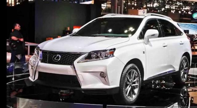 2016 Lexus Rx 350 Release Date Canada