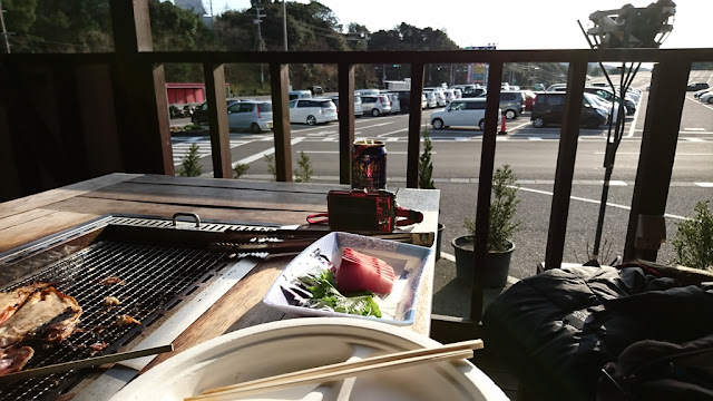 ToreTore漁市場燒烤