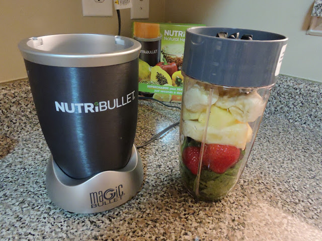 Magic Bullet Nutri Bullet Review  via  www.productreviewmom.com