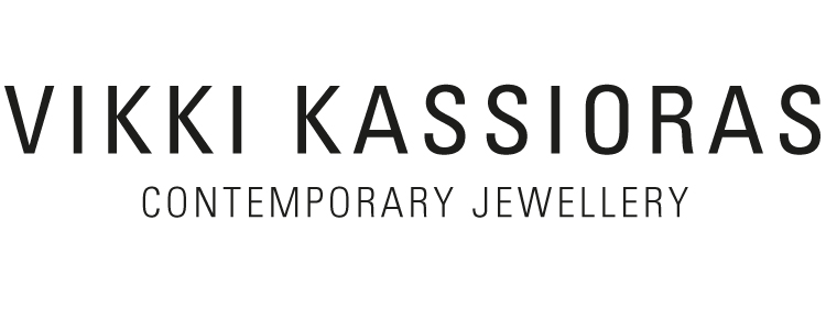 vikki kassioras contemporary jewellery