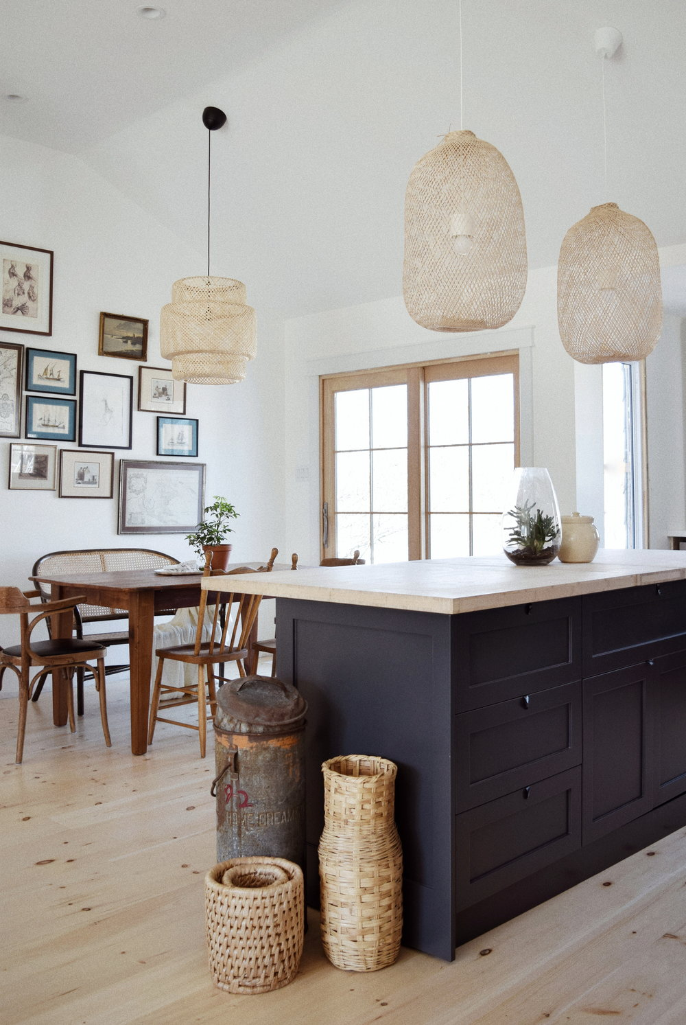 ilaria fatone - today's crush #1 - a rustic style kitchen - cuisine en style rustique