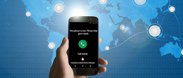 How to find out lost android phone?