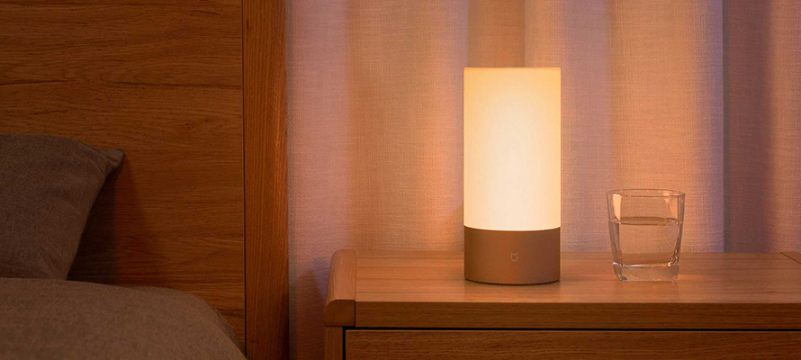 Xiaomi mijia smart bedside lamp review light up your life now