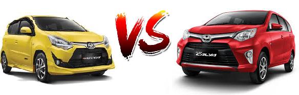 Mengenal Toyota Calya dan Agya sebelum Membeli Salah Satunya