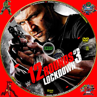 CoverDvdGratis12 Rounds 3: Lockdown 2015 DVD COVER