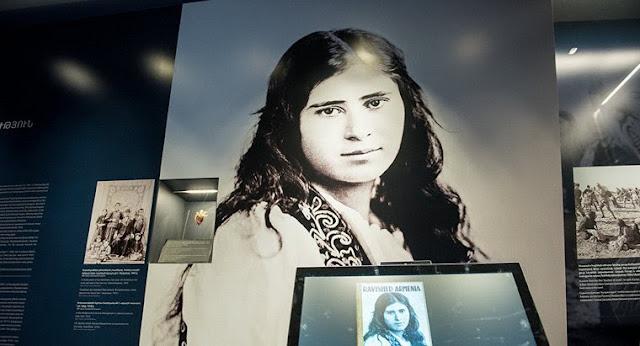 Aurora Mardiganian en la historia del cine