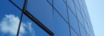Curtainwall Kaca Reflective