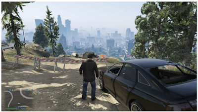 screenshot 1: gta 5