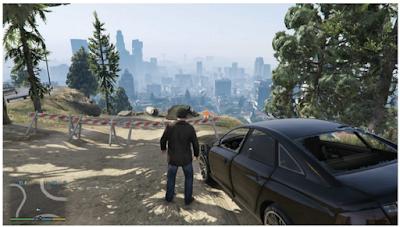 screenshot 1: gta 5