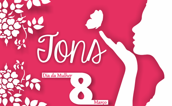 Tons de rosa (Dia Internacional da Mulher)