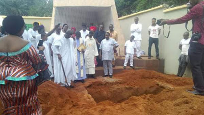 ozubulu victim burial holds today