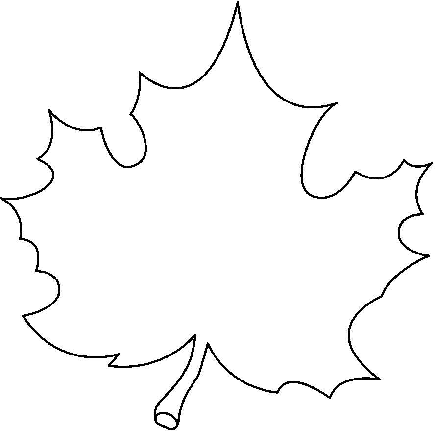 Excepcional árbol De Otoño Con Hojas Para Colorear Cresta - Ideas ...