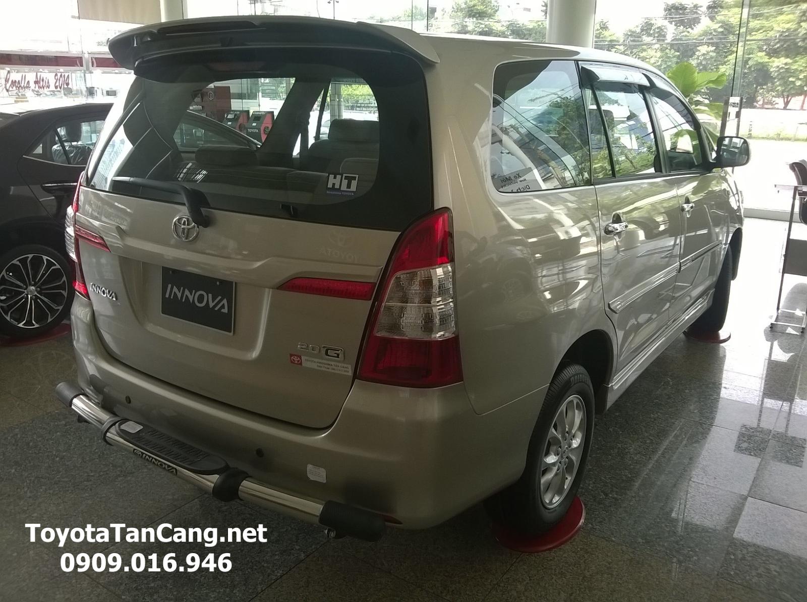 toyota innova g 2015 toyota tan cang 3 - Đánh giá Toyota Innova G 2015 - Chiếc xe bảo vệ môi trường - Muaxegiatot.vn