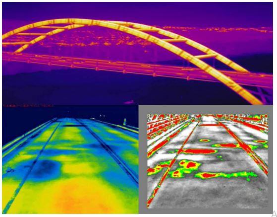 aplikasi thermal imager jembatan