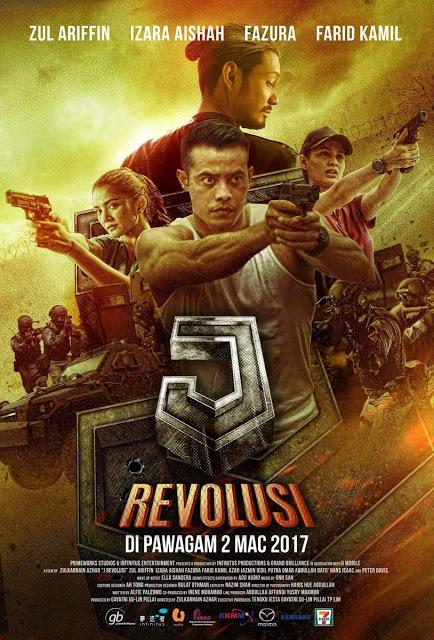 sinopsis filem J Revolusi