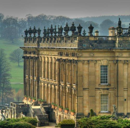 Chatsworthhouse England: Eye For Design: Tour Of