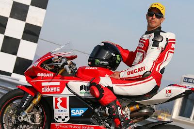 Για 4η χρονιά η ΕΚΟ χορηγός της αγωνιστικής ομάδας της Ducati
