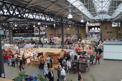 Image result for Spitalfields Market