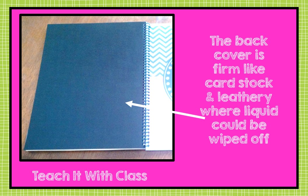Teach it With Class: Using Washi Tape for Planning