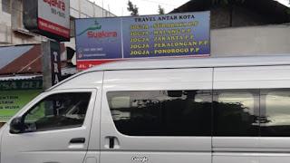 Kantor Syakira Travel Jogja