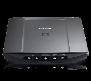 Image CanoScan LiDE 210 Printer Driver
