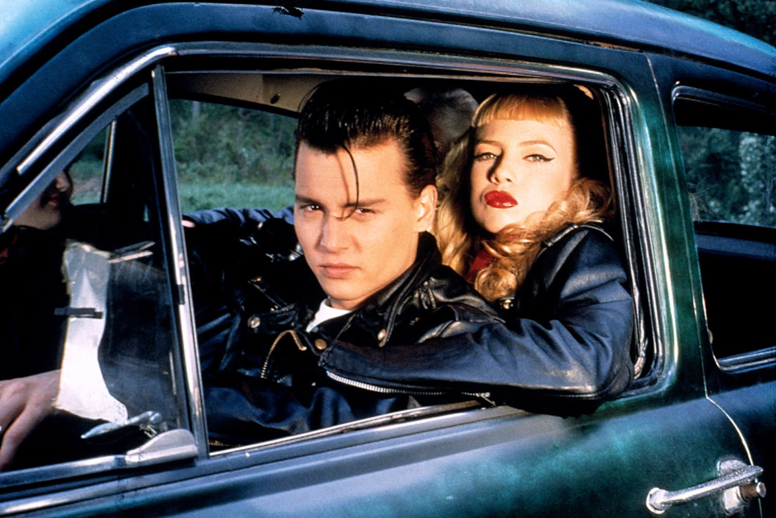 Pictures Of Johnny Depp As 1950s Teen Rebel Wade Quot Cry Baby