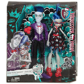 "MH Love's Not Dead Sloman ""Slo Mo"" Mortavitch Doll"