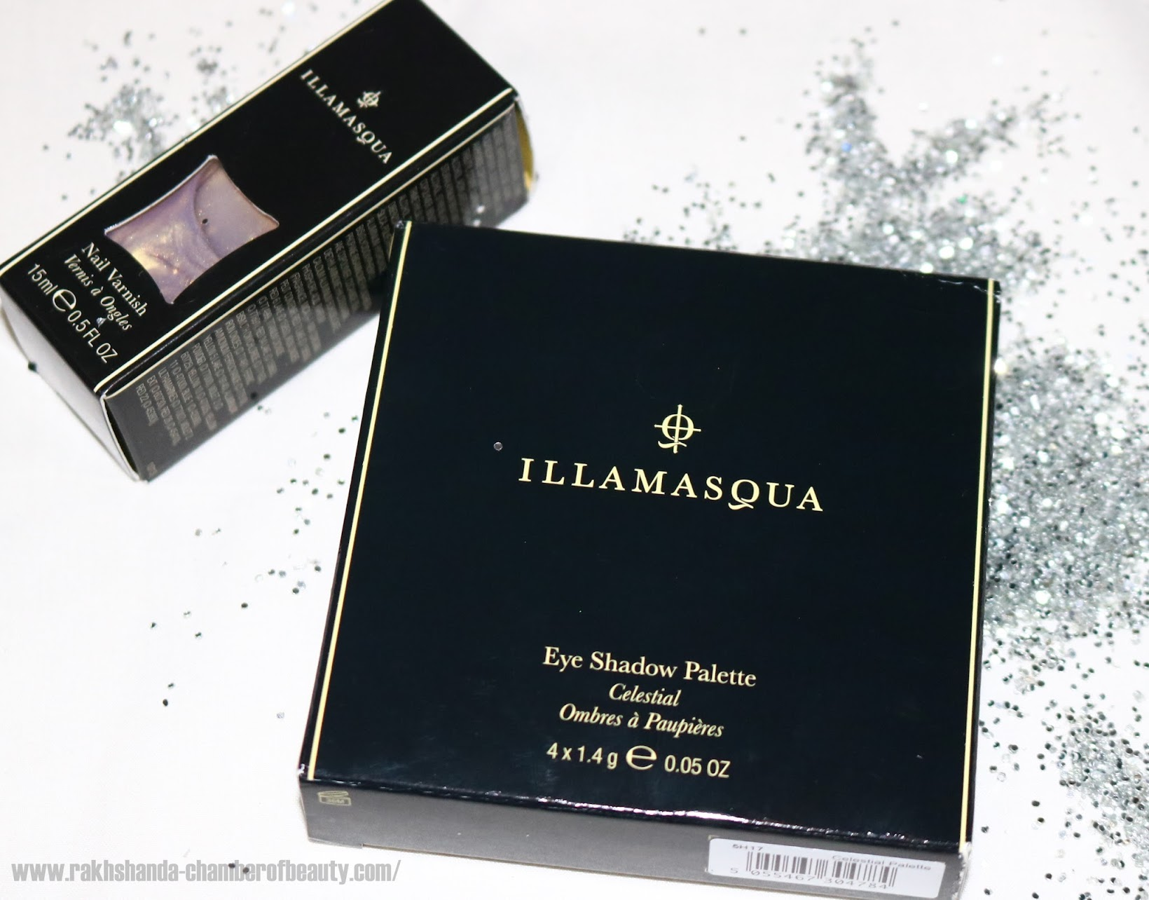 Illamasqua Equinox Collection For Christmas 2015- Review, swatches and more, Illamasqua celestial Palette, Illamasqua Nail Varnish Beam, Indian beauty blogger