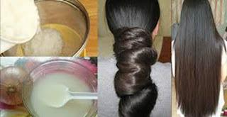 التخلص من الشعر الخفيف والحصول على شعر كثيف وقوي