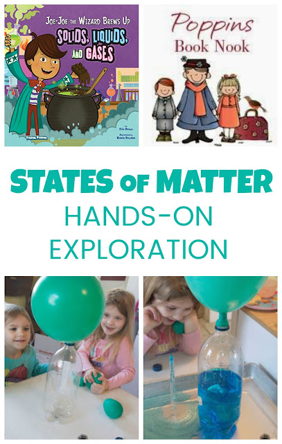 Hands-on Exploration of Magical of States of Matter