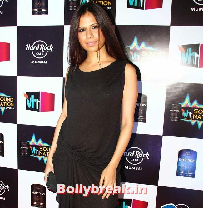 , Pooja Misra, Carol Gracias at Indian Premiere Music Awards 2014