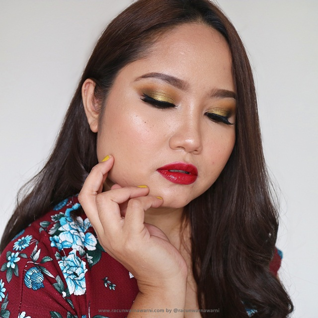 make up look by vault collection