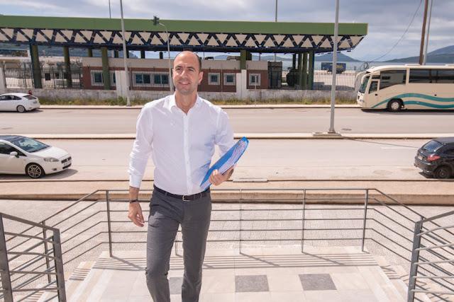 Πρώτος κατέθεσε πλήρες ψηφοδέλτιο ο Νικόλας Κάτσιος