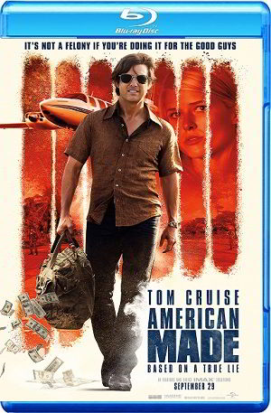 American Made 2017 WEB-DL 720p 1080p