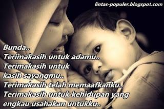 Anak ialah buah titipan dari Yang Maha Kuasa tentu siapapun orang renta yang bijak Gambar Kata-Kata  Bijak Untuk Buah Hati